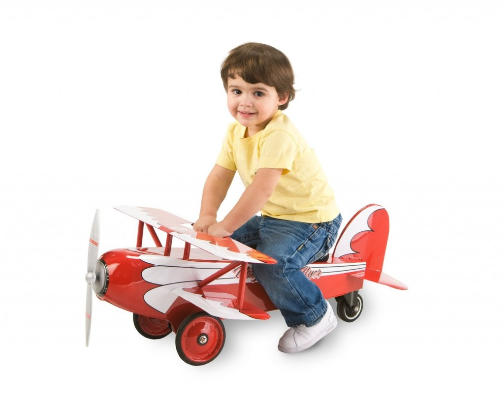 Toddler Riding Toys : Best toy airplanes for children to ride